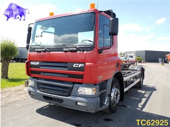 DAF CF 75 250 Euro 3 - container transporter/ swap body truck