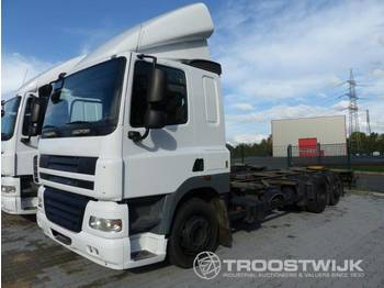 Container transporter/ swap body truck DAF CF 85.360T