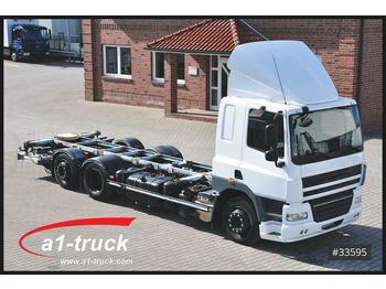 DAF CF 85/360 BDF, EURO 5,  HUB 920mm - 1130mm  - container transporter/ swap body truck