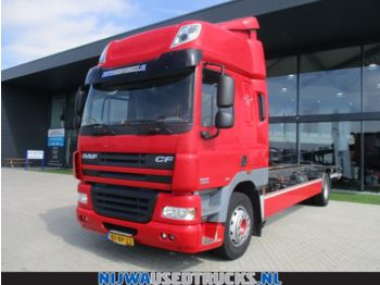 Container transporter/ swap body truck DAF CF 85 360 BDF-System