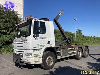 Container transporter/ swap body truck DAF CF 85 410 Euro 4 INTARDER