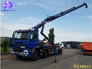 Container transporter/ swap body truck DAF CF 85 Euro 3