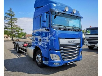 DAF DAF XF - container transporter/ swap body truck