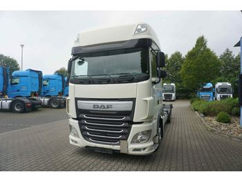 Container transporter/ swap body truck DAF DAF XF 460 FAR SSC Jumbo