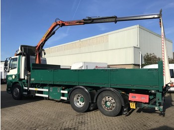 Container transporter/ swap body truck DAF FAN CF 85.360 EURO 5