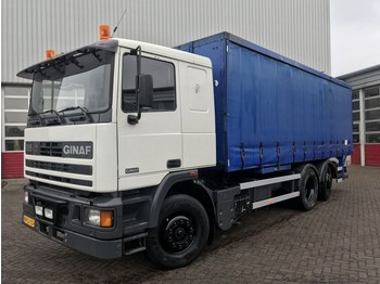 DAF FAN F. 95.430 EURO 2 - container transporter/ swap body truck