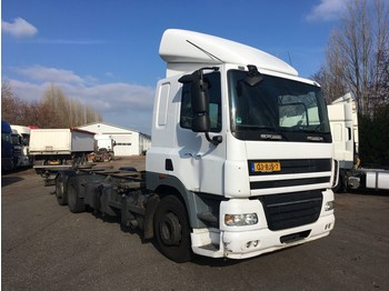 DAF FAR CF85.360 Euro5 Manual - container transporter/ swap body truck