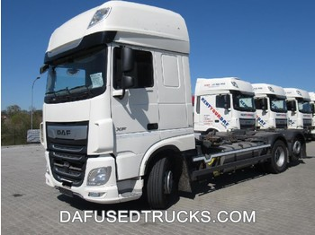 DAF FAR XF450 - container transporter/ swap body truck