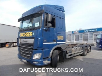 DAF FAR XF460 - container transporter/ swap body truck