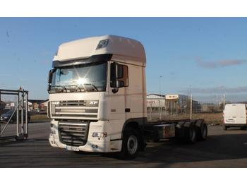 DAF FAS 105510T Euro 5  - container transporter/ swap body truck