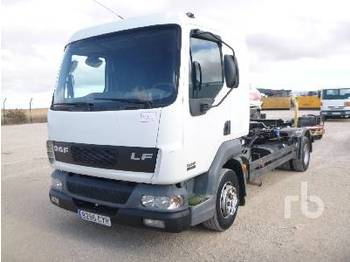 DAF LF45.220 4x2 - container transporter/ swap body truck