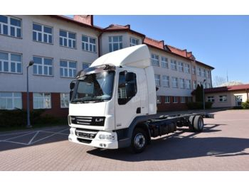 DAF LF 45.210 / EEV / Do zabudowy / Sypialna / - container transporter/ swap body truck