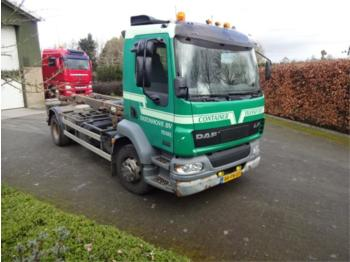 DAF LF 55-180-15 - container transporter/ swap body truck