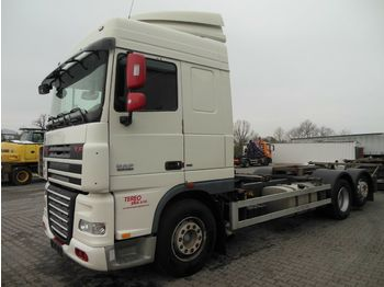 DAF XF105.460 SC, EEV, BDF  - container transporter/ swap body truck