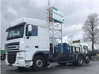 DAF - XF 105 460 6x2 Space Cab - container transporter/ swap body truck