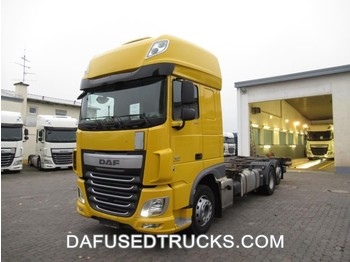 DAF XF 460 FAR - container transporter/ swap body truck