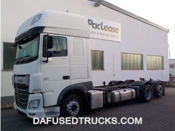 DAF XF 460 FAR Low Deck - container transporter/ swap body truck