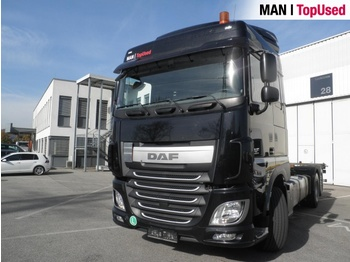 DAF XF 460 RAR - container transporter/ swap body truck