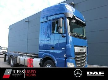 DAF XF 480 FAR  - container transporter/ swap body truck