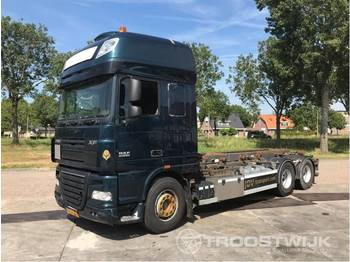 Daf Daf Fas xf105 Fas xf105 - container transporter/ swap body truck