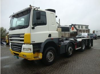 Container transporter/ swap body truck Ginaf 4241 cf 380