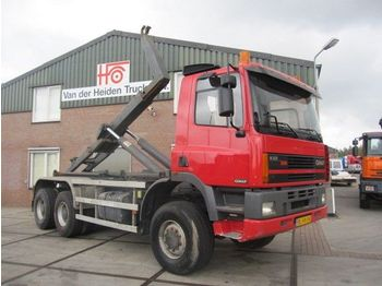 Ginaf M3331 6x6 met 25 TON VDL - container transporter/ swap body truck