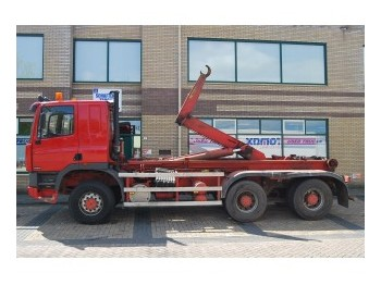 Ginaf M3335-S 6X6 MANUAL GEARBOX - container transporter/ swap body truck