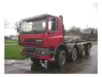 Ginaf M4343 S - container transporter/ swap body truck
