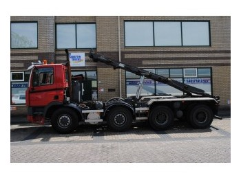 Ginaf M 4243-TS/380 8X4 MANUAL GEARBOX - container transporter/ swap body truck