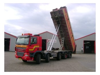 Ginaf X5250TS 10X4 - container transporter/ swap body truck