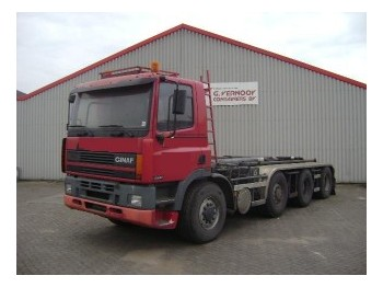 Ginaf m4345 - container transporter/ swap body truck
