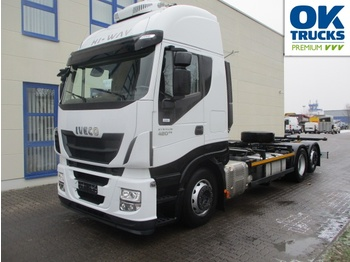 Iveco Stralis AS260S42Y/FPCM - container transporter/ swap body truck