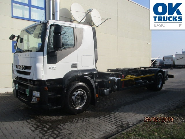 Container Transporter Swap Body Truck Iveco Stralis At190s31 Fpcm Truck1 Id 3849036