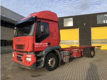 Iveco Stralis AT190S35 - container transporter/ swap body truck