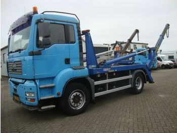 MAN 18-350 hyvalift12 ton - container transporter/ swap body truck
