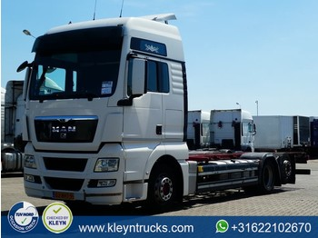 MAN 26.440 TGX - container transporter/ swap body truck