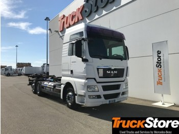 MAN 26.480 - container transporter/ swap body truck