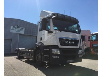 Container transporter/ swap body truck MAN MAN TGS 18.400