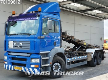 MAN TGA 26.460 M 6X2 Manual Liftachse Euro 3 - container transporter/ swap body truck