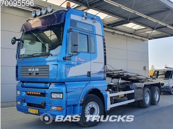 MAN TGA 28.480 XXL 6X2 Manual Liftachse Euro 4 - container transporter/ swap body truck