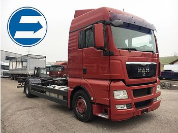 MAN TGX 18.400 BDF - container transporter/ swap body truck