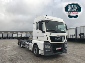 "MAN TGX 26.440 6X2-2 LL ""Intarder"" - container transporter/ swap body truck"