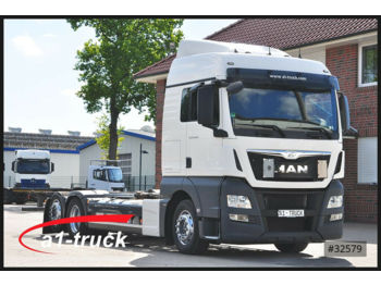 MAN TGX 26.440 LL, Multi BDF 7.15 / 7.45 / 7.82 , In  - container transporter/ swap body truck