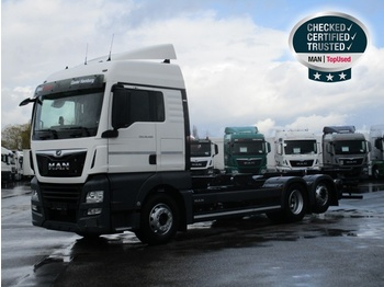 MAN TGX 26.460 6X2-2 LL (BDF,E6,Intarder) - container transporter/ swap body truck