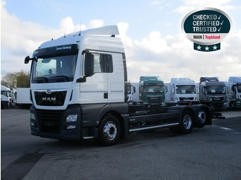 MAN TGX 26.460 6X2-2 LL (Euro 6, Intarder) - container transporter/ swap body truck