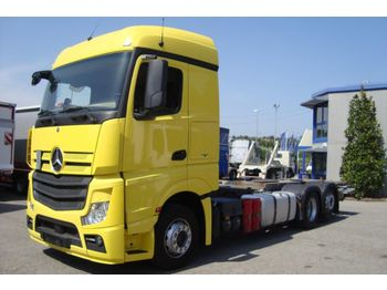 MERCEDES BENZ 25.43 L Actros E6  - container transporter/ swap body truck