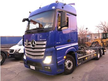 MERCEDES-BENZ Actros 2545 - container transporter/ swap body truck