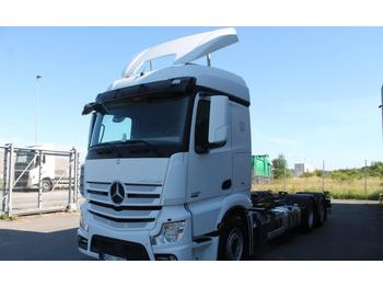 Leasing Mercedes-Benz 2551 Actros Euro 5  - container transporter/ swap body truck