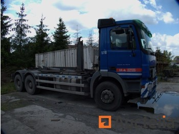 Mercedes-Benz 2636 - container transporter/ swap body truck