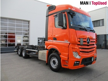 Mercedes-Benz 2645 - container transporter/ swap body truck